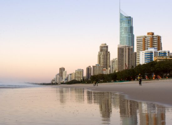Gold Coast, Queensland. Australia